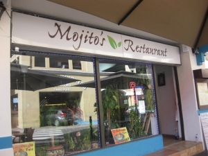 Puerto Rico - Mojito's Restaurant