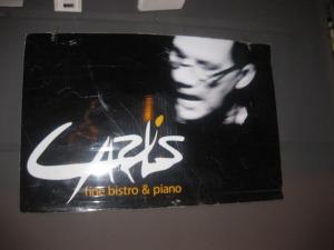Puerto Rico: Carli's Restaurant