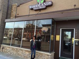 Woodlands Vegan Bistro