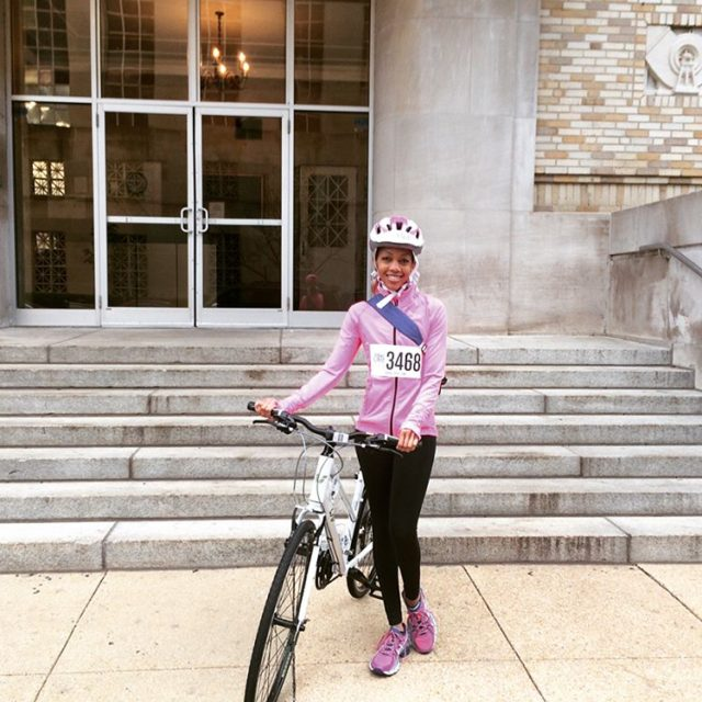 20mile bike ride carfree in DC! Such a great wayhellip