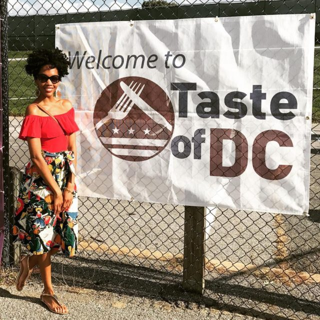 My first year at tasteofdc will not be my last!hellip