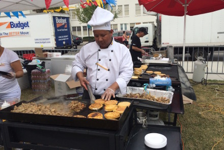2015 Latin Food and Wine Festival