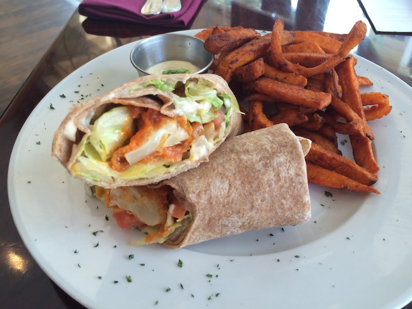 Daya - Buffalo Cauliflower Wrap
