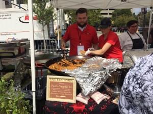 2015 Latin Food and Wine Festival