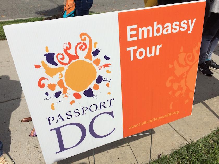 2016 Embassy Tour